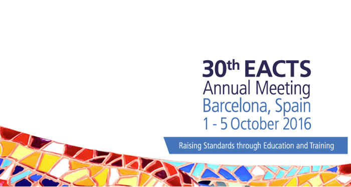 EACTS 2016