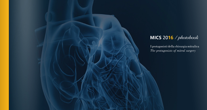 MICS 2016 - The protagonists of mitral surgery